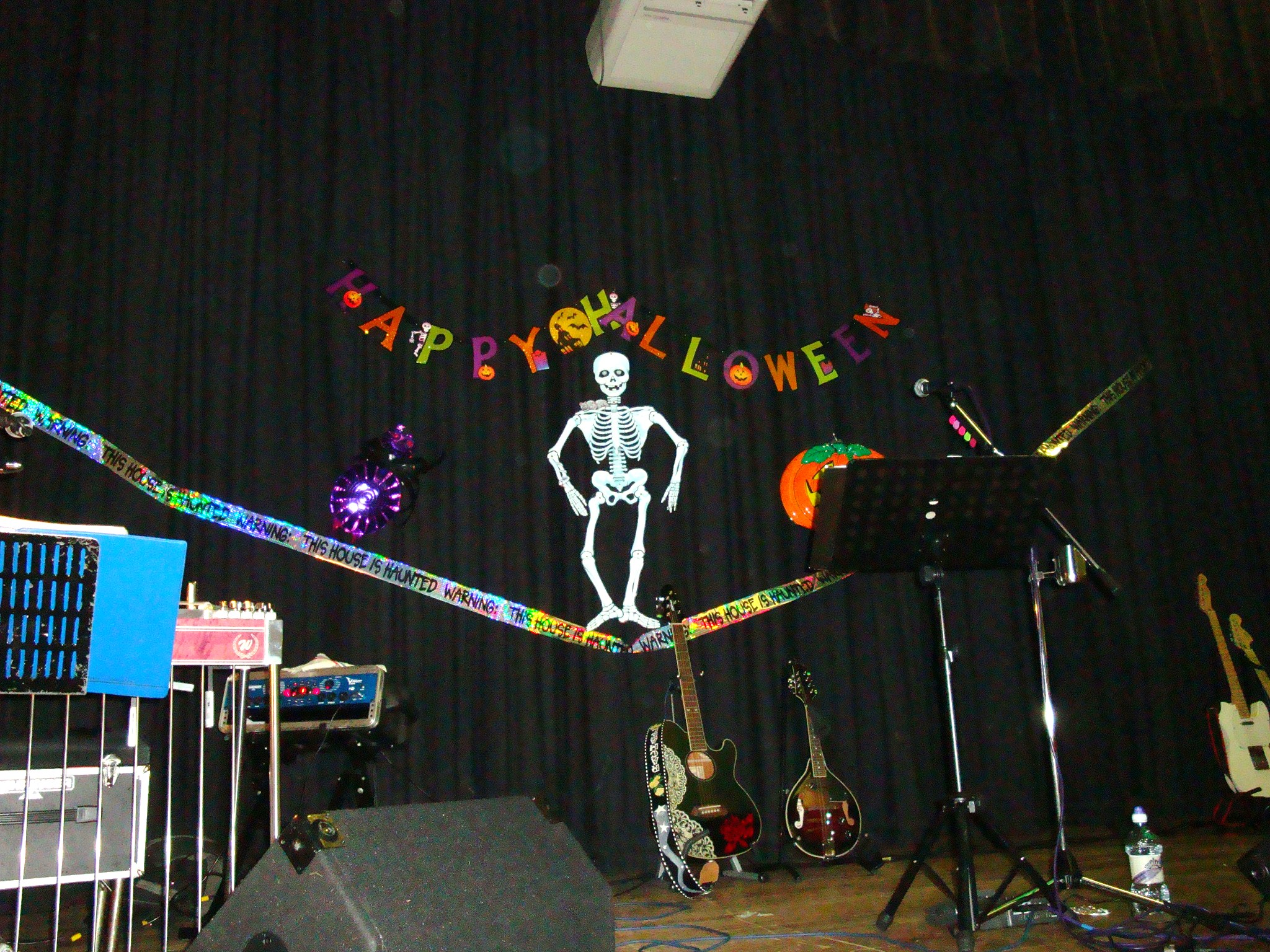 The Assembly Hall - Halloween 2010