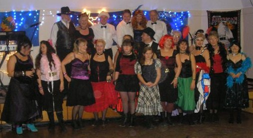 Texas Tornados with Dixie Belles - Xmas 2010